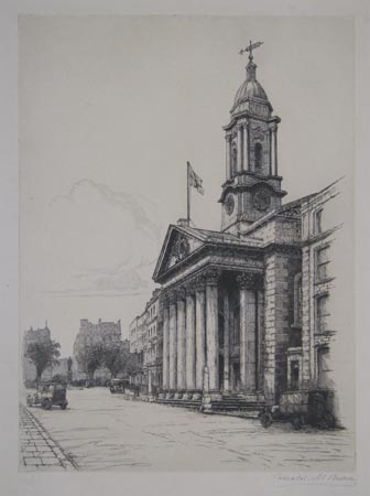 [St. George's Church, Hanover Square.]
