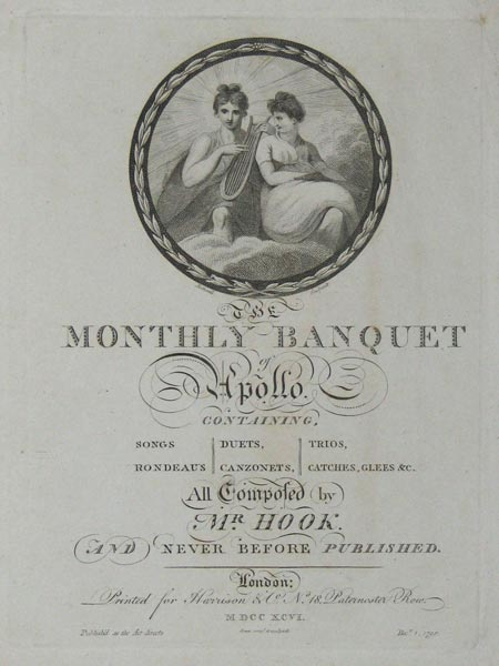 The Monthly Banquet of Apollo.